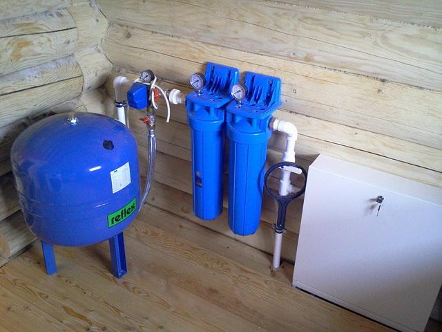 Как лучше провести водопровод из колодца в дом 2