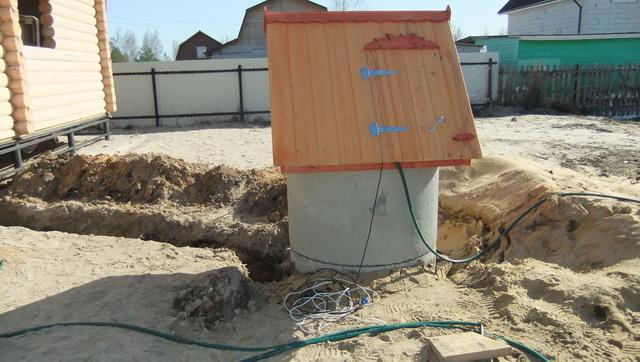Водопровод в частном доме своими руками от колодца – простая схема 5